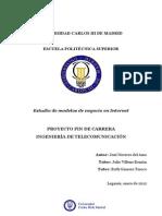 Estudio de Modelos de Negocio en Internet (2)
