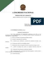 420-Texto Do Projeto de Lei de Diretrizes Orçamentária