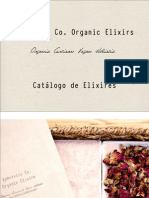 Catalogo Aphotetic Co. Organic Elixirs