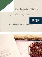 Catalogo Aphotetic Co. Organic Elixirs
