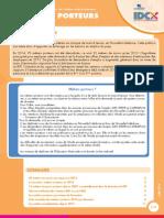 Les Métiers Porteurs - Edition 2014