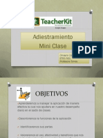 TeacherKit Adiestramiento