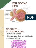 GLOMERULOPATIAS PRIMARIAS