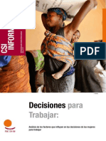 Decisiones Para Trabajar CSI Informe 2010[1]