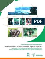 INFORME_Diversidad Biológica_Conservación de Especies Vegetales