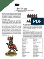 Warhammer 40k Epic