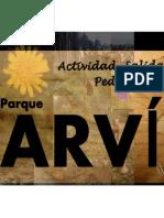 Actividad-salida Pedagógica Parque Arví- Fito Minas