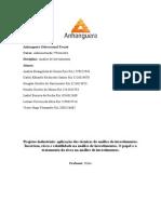 ATPS - Concluída Analise de Investimento