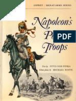 Osprey - Maa 045 - Napoleon's Polish Troops