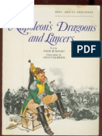 Osprey - Men at Arms - Napoleon's Dragoons and Lancers