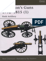 Osprey - New Vanguard 066 - Napoleon's Guns 1792-1815