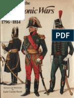 Osprey - Uniformes Guerras Napoleon 1796-1814
