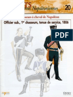 Osprey Delprado - Soldats Des Guerres Napoleoniennes - 020 - Les Chasseurs a Cheval de Napoleon