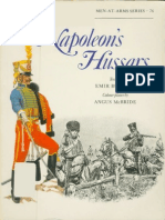 Osprey MAA-076 - Napoleon's Hussars (Repr. 1984)