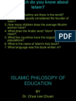 07 Islamic Philosophy