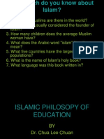 07 Islamic Philosophy