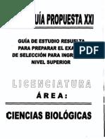 Nueva Guia Propuesta XXI $ 73 port a colores y eng