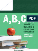 ABC Anorexia Manual