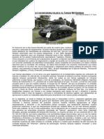 Militaria Tanque Sherman