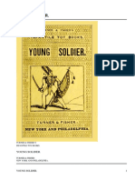 Young Soldier by Anonymous