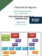 Edgar Abreu[2010]Sistema Nacional Seguros