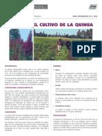Manejo Del Cultivo de La Quinua