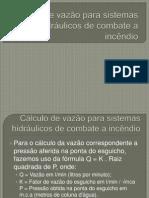 Cálculo de vazão para sistemas hidráulicos de combate.pdf