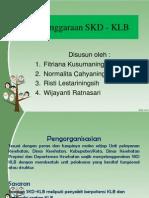 SKD KLB