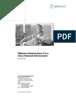 VMWare en Infraestructura Cisco