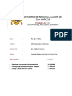 Informe Final - Transformadores de Distribución