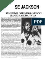 HALL 1986 Jesse Jackson Interview