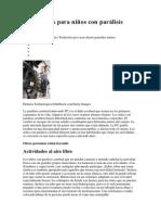 Actividades Para Niños Con Parálisis Cerebral,Lkj,.Kj.kl.Kl.l.l.l
