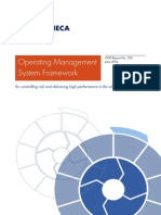OGP Report No. 510 Operating Management System Framework