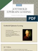 Gotthold Ephrain Lessing