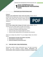 Modul Pembelajaran IPG EDU3083