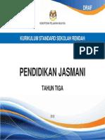 Standard Pendidikan Jasmani Tahun 3