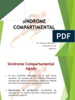 Sindrome Compartimental - Ortopedia