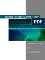 BP Audit Toolkit