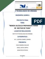 Protocolo de Investigacion de Galletas de Amaranto