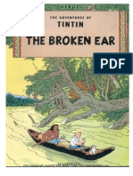 TinTin -06 -  The Broken Ear