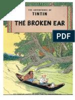 TinTin -06 -  The Broken Ear