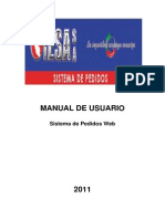 Manual Usuario Pedidos Iesa