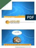 Portafolio de trabajos Adguer