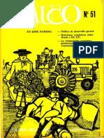 [1964 (1963)] Andre Gunder Frank. Las relaciones económicas entre Brasil y los EEUU (En