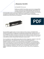 Article   Power Bank, Memorias Usb (01)