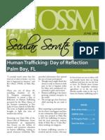OSSM News June 2014