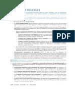 Cuerpos Policiales, Quinto Informe de Gobierno