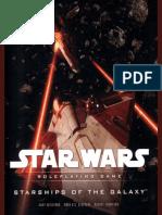 STAR WARS D20 - Starships of the Galaxy Saga Edition (High Quality)