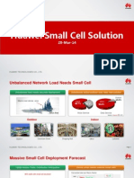 Huawei Small Cell Solution Overview