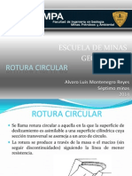 Rotura Circular